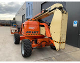 Used 2005 JLG 600AJ 60ft Knuckle Boom Lift