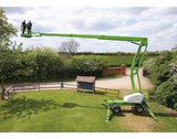 Niftylift Lightweight auto levelling 60ft Cherry Picker