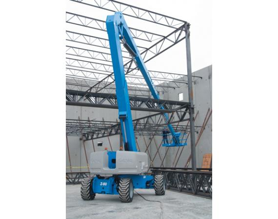 Genie 60ft Diesel Knuckle Boom Lift