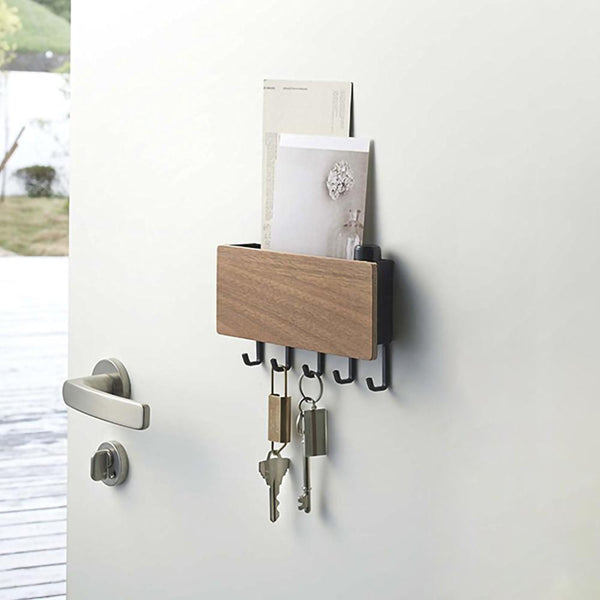 Simple Wooden Key Hanger
