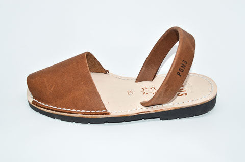 Brown Cuero - Children's Classic