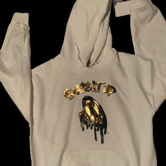 SAUCE IT UP Hoodie WHITE