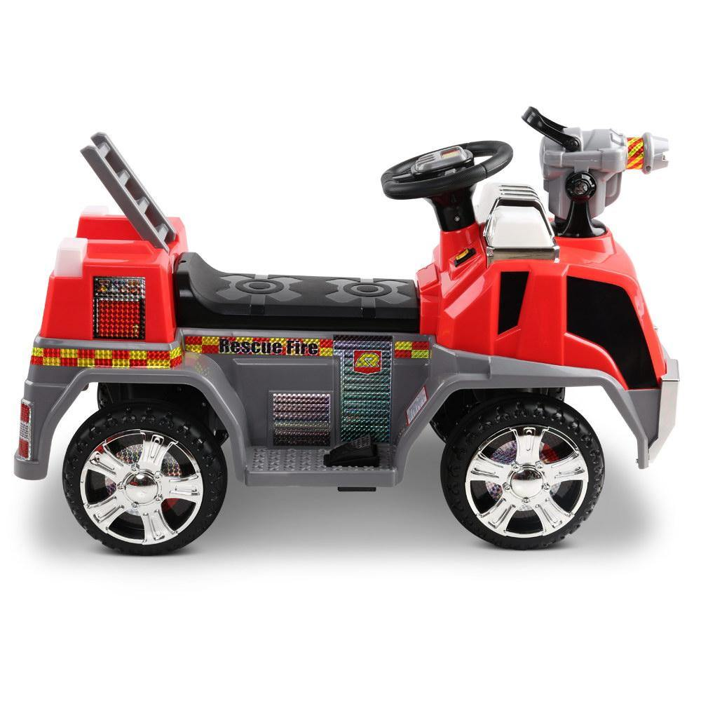Kids Ride On Fire Truck - 2uDirect Australia