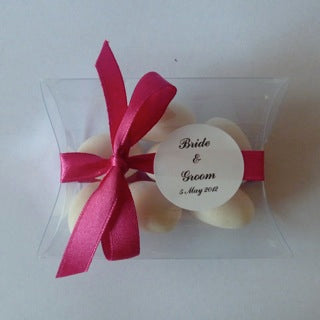 Sugar Almonds Pillow Box