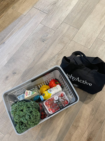 Reduce plastic waste bring your own bag reusable bags plastic free life hacks