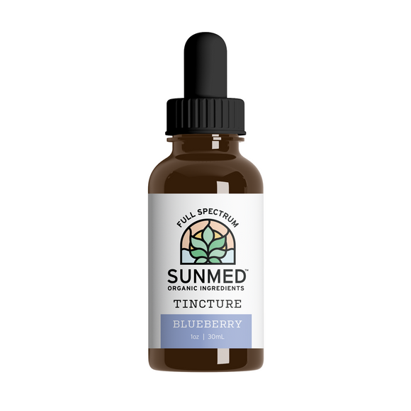 Tincture - FS - Blueberry