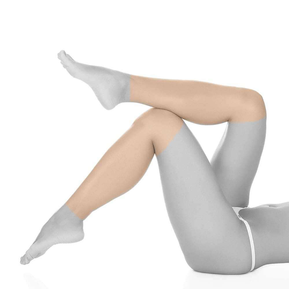 1 Session IPL Hair Removal - Lower Half Legs (15 - 20 Minutes)