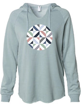 Load image into Gallery viewer, Comfort Cove Quilt Hoodies