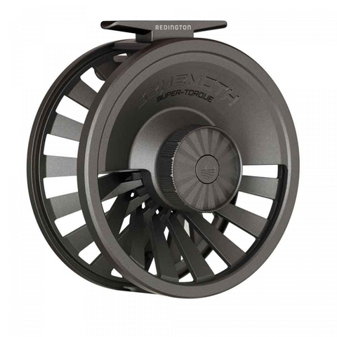 Redington Behemoth 7/8 Wt Fly Reel - Gunmetal