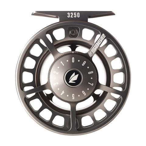 Sage Fly Reel  3280 7/8 WT Platinum