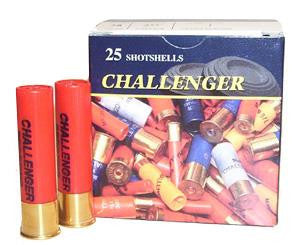 Challenger Game Load 28 Gauge 2-3/4'' , 3/4OZ #6 Shot
