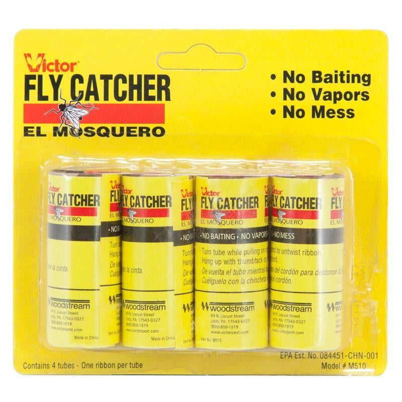 Victor Fly Catching Ribbon