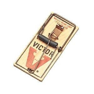 Victor Wooden Mouse Trap