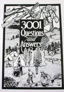A.R. Harding 3001 Questions and Answers