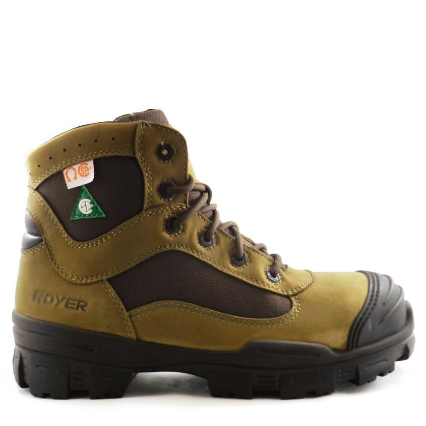 "Royer 6"" Composite Work Boot"