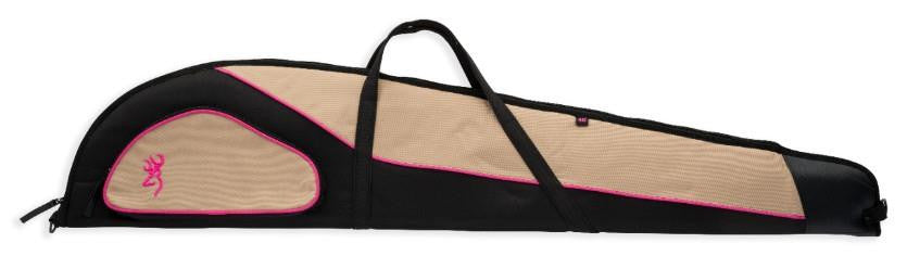 Browning Cimmaron II Rifle Case For Her Scoped