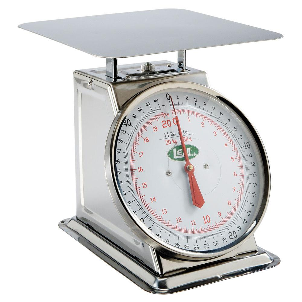 44lb Stainless Steel Scale