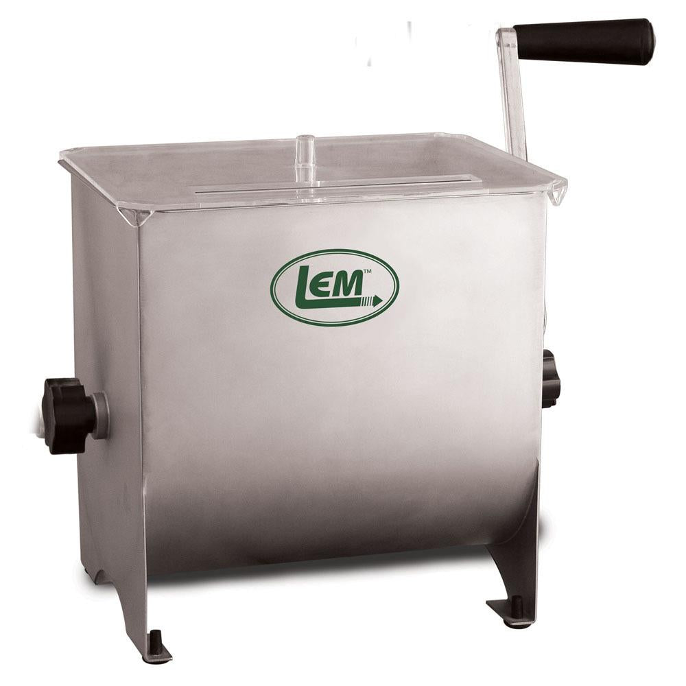 Mighty Bite Manual Meat Mixer 20lb Capacity