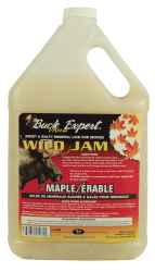 Buck Expert Wild Jam Maple Moose/Bear Attractant