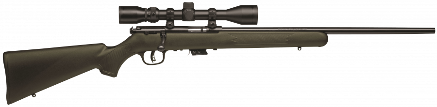 Savage Mark II FXP 22LR W/ Bushnell 3-9x40 Scope