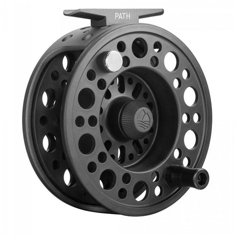 Redington Path 7/8/9 Fly Reel - Matte Charcoal