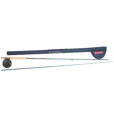 "Redington Crosswater 9'0"" 8wt 2pc. Fly Rod Combo"