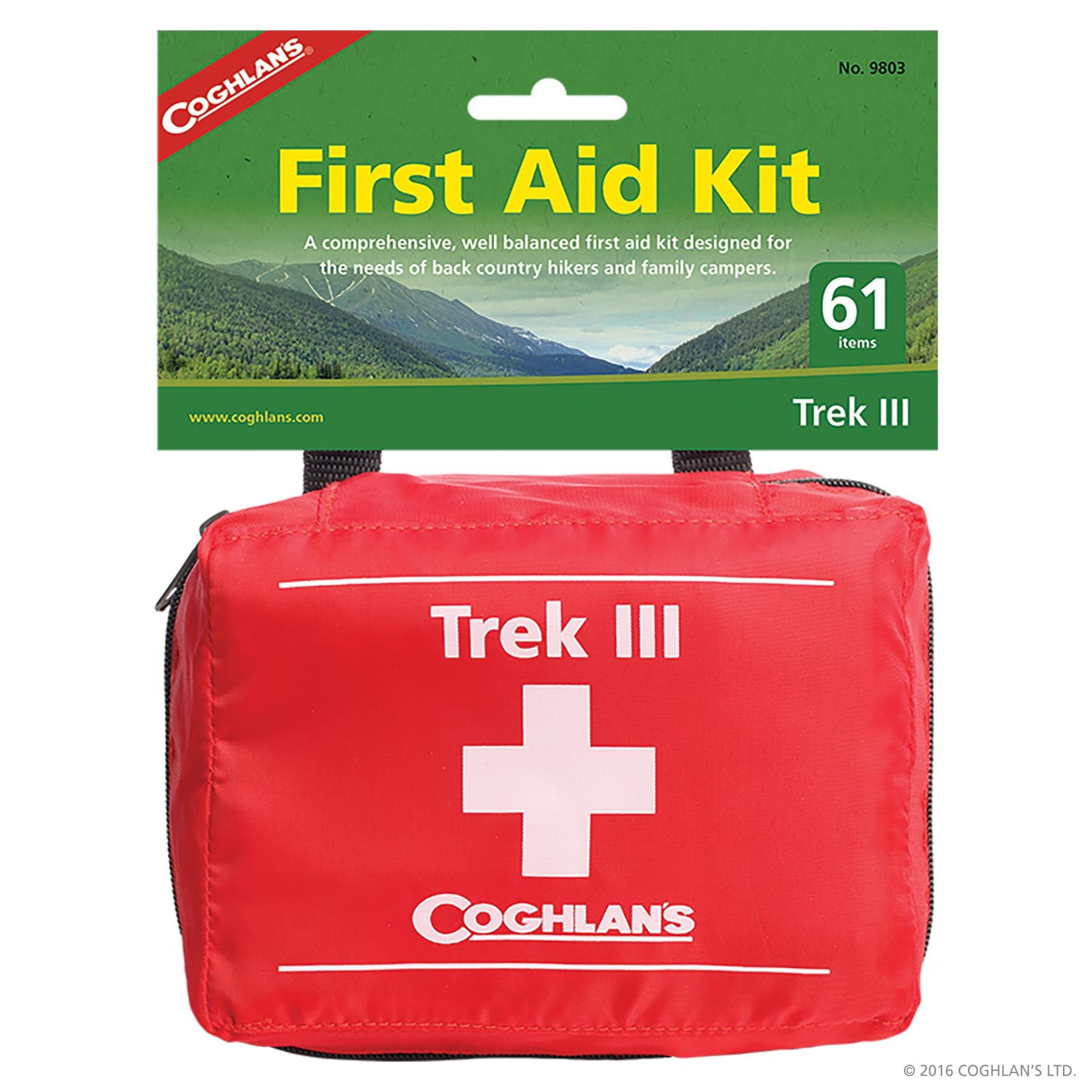 First Aid Kit Trek III