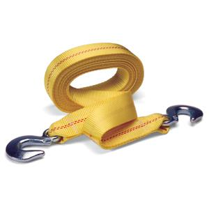"Tow Strap 2""X20' Nylon 8500Lbs Strength"