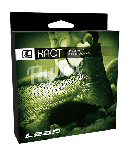 Loop Xact Float WF8F Fly Line