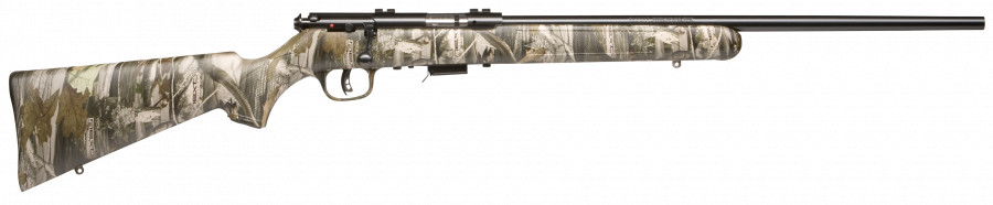 Savage Mark II Camo 22 LR