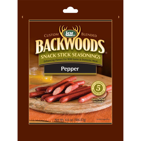 LEM Pepper Snack Sticl Seasoning 5LB