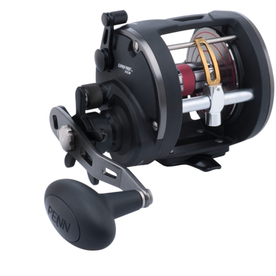PENN Warfare WAR30LWLC Cod Reel With Line Counter