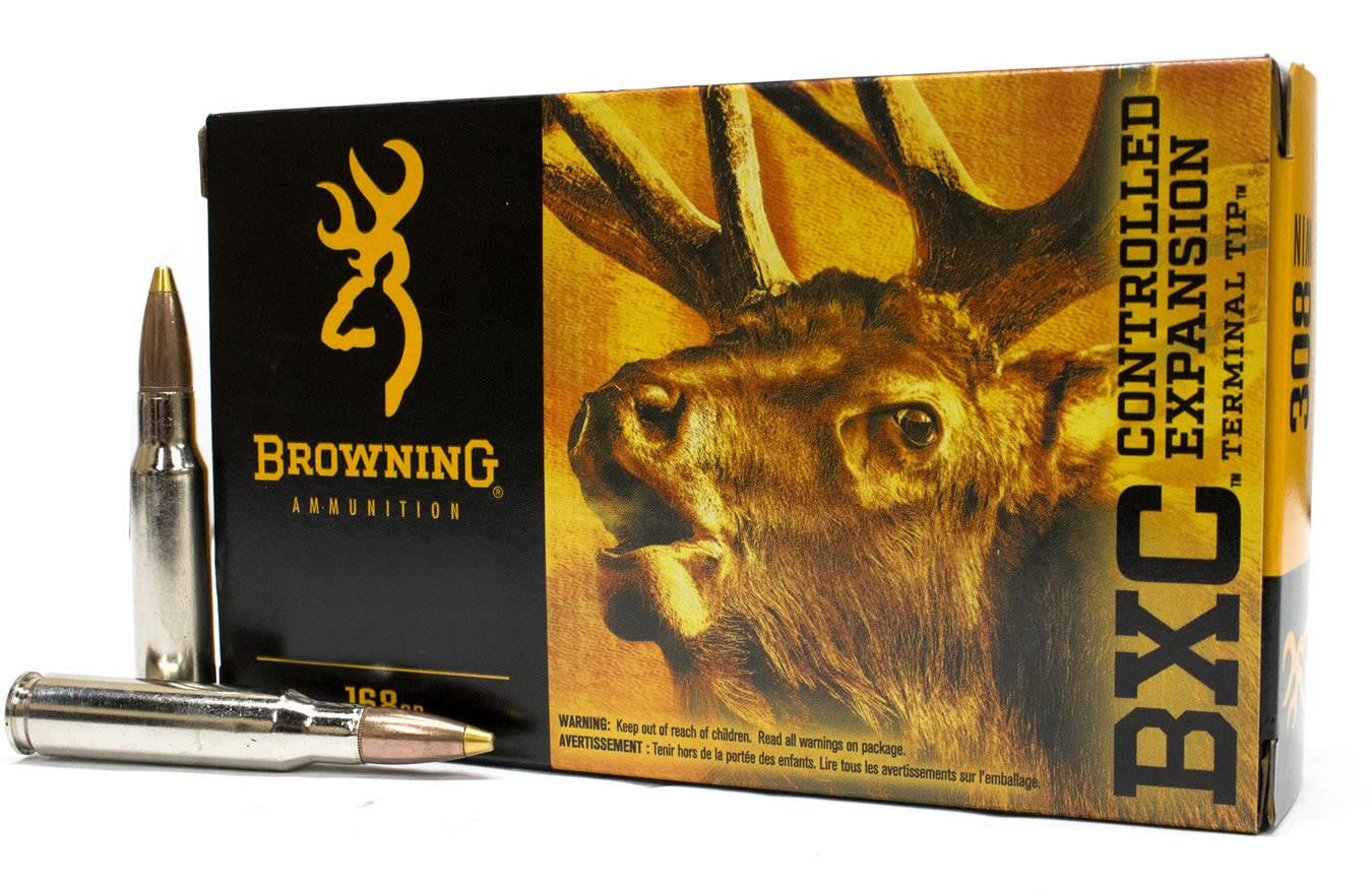 Browning BXC 270 Win 145 Gr
