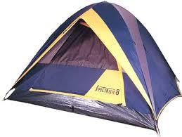 World Famous Spectrum Dome- 3 Person Tent