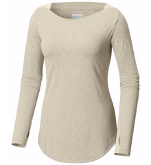 Columbia Place to Place Long Sleeve - Womens