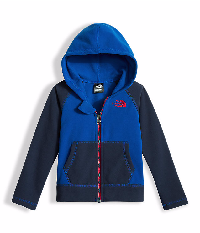 TNF Glacier Boys Full Zip - Toddler