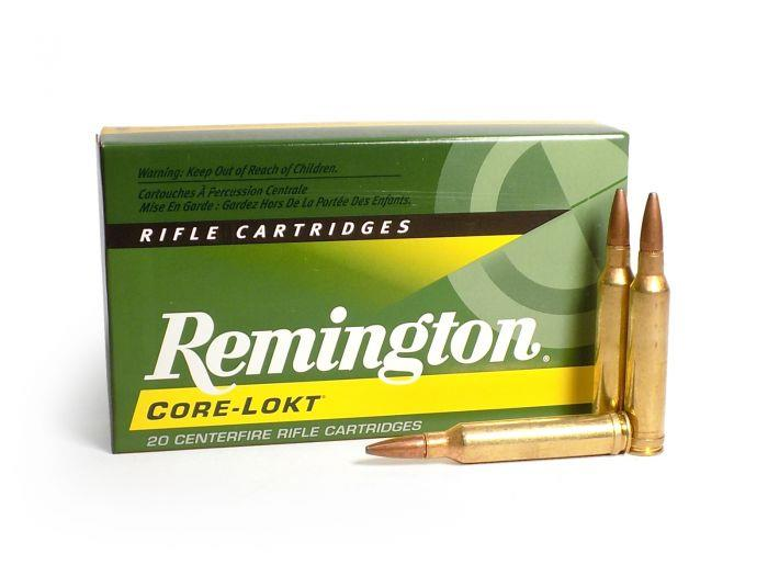 Remington Core-Lokt 30/06 SPRG 180 GR PSP