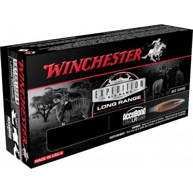 Winchester Expedition Big Game 168 Gr AccuBond Long Range