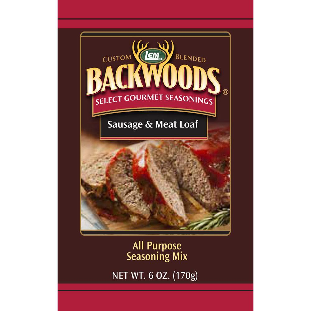 LEM Sausage & Meat Loaf Seasoning