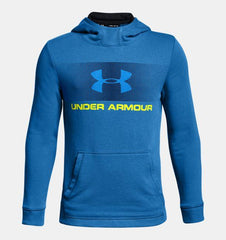 UA French Terry Hoody - Boys