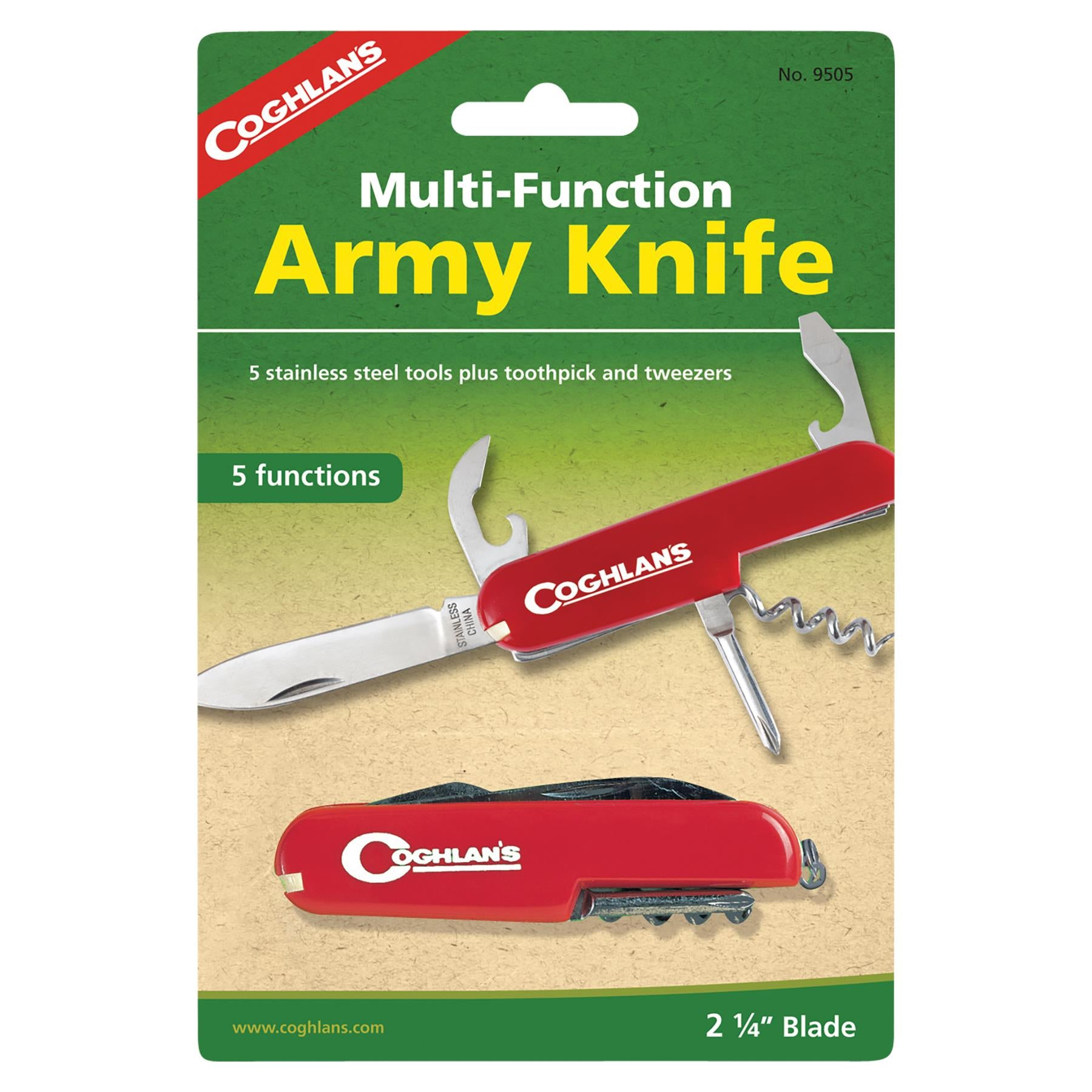 Army Knife (5 function)