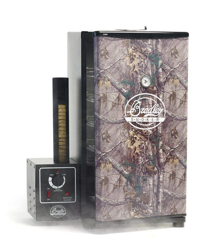 4-Rack Realtree Smoker 120V
