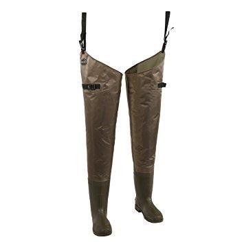 Allen Black River Hip Wader