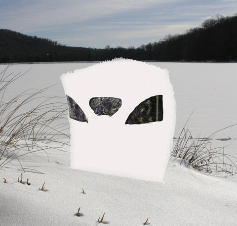 White Snow Blind Cover