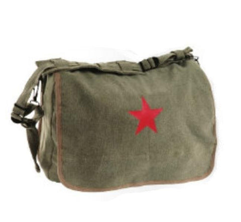 Red Star Shoulder Bag