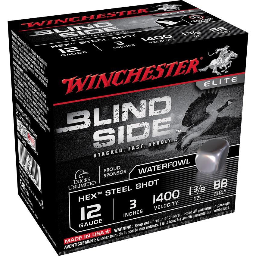 Winchester Blindside Steel 12 Gauge 2-3/4 #2