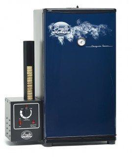 Designer Series Blue Smoker 4 Rack-120v