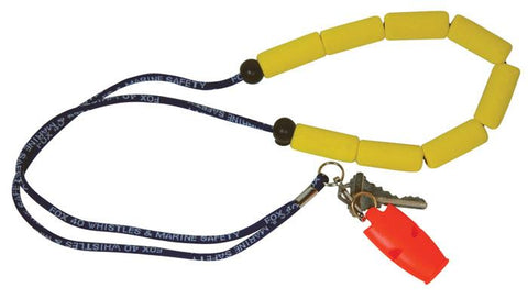 Fox 40 Neck Lanyard & Whistle