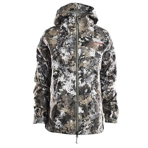 Womens Downpour Jacket Optifade Elevated II