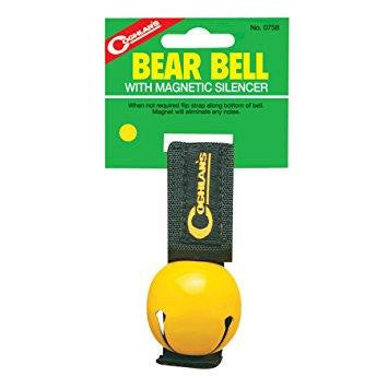 Magnetic Bear Bell